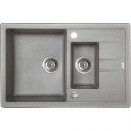 Кухонная мойка IDDIS Vane G 500x780 серый (V17G785i87)