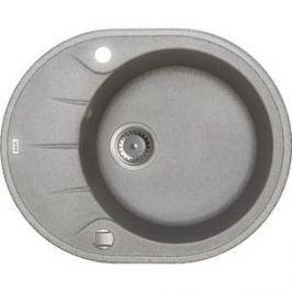 Кухонная мойка IDDIS Kitchen G 500x620 серый (K07G621i87)