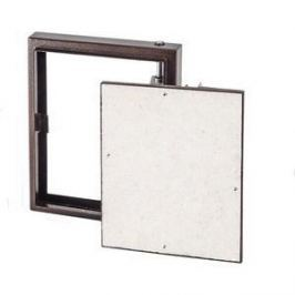 Люк EVECS под плитку на петле окрашенный металл 600х600 (D6060 ceramo steel)