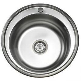 Кухонная мойка Pegas 49 0,6 матовая (490W мт)