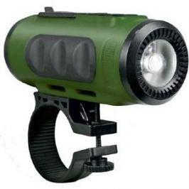 Портативная колонка Ritmix SP-520BC green/black