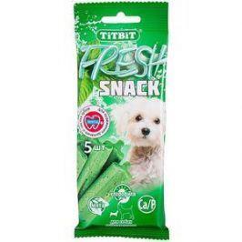 Лакомства TitBit Fresh Snack Dental+ для собак мелких 11г (005293)