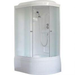 Душевая кабина Royal Bath 120х80х217 стекло матовое левая (RB8120BK1-M-L)