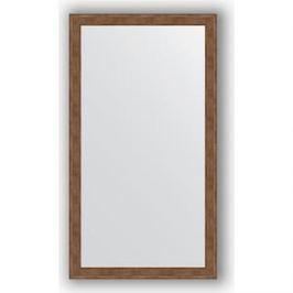 Зеркало в багетной раме поворотное Evoform Definite 63x113 см, сухой тростник 51 мм (BY 1084)