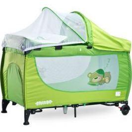 Манеж-кровать Caretero Grande green зеленый (TERO-351)