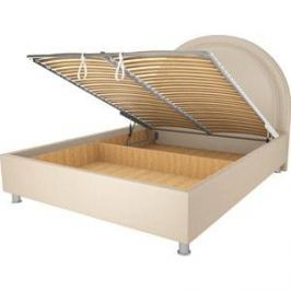 Кровать OrthoSleep Аляска бисквит механизм и ящик 120х200