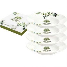 Набор из 4 тарелок для пасты Easy Life (R2S) Прованс (R2S819_PROV-AL)