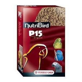 Корм VERSELE-LAGA NutriBird P15 Original гранулированный для крупных попугаев 1кг