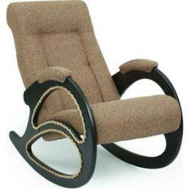 Кресло-качалка Мебель Импэкс МИ Модель 4 венге, обивка Malta 17