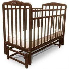 Кроватка Sweet Baby Flavio Wenge (Венге) (382005)