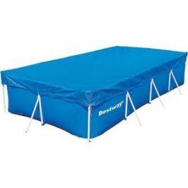 Тент Bestway 58107 для каркасных бассейнов (410х226 см)