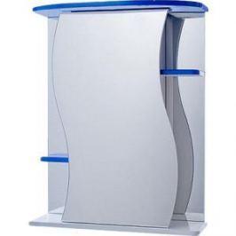Зеркальный шкаф VIGO Alessandro (№11-550-син) 55х15х70