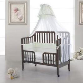 Кроватка Fiorellino Nika 120х60 oreh