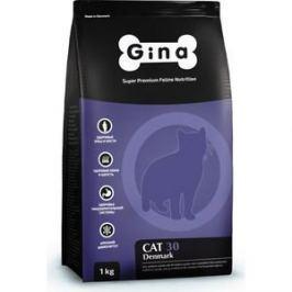 Сухой корм Gina Denmark CAT 30 с курицей и рисом для взрослых кошек 7,5кг (080117.2)
