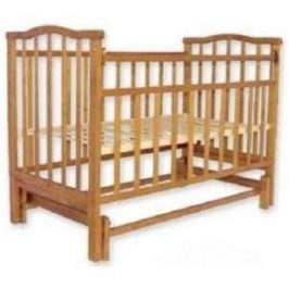 Кроватка Агат Золушка 3 (орех) 52101