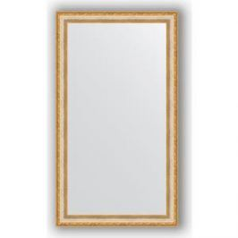 Зеркало в багетной раме поворотное Evoform Definite 65x115 см, версаль кракелюр 64 мм (BY 3205)