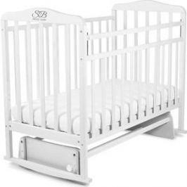 Кроватка Sweet Baby Ennio Bianco (Белый) (392622)