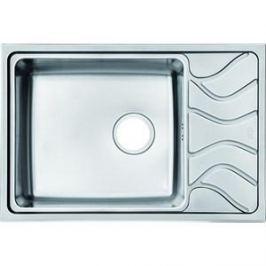 Кухонная мойка IDDIS Reeva 480x715 шелк (REE71SLi77)