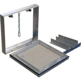 Сантехнический люк ППК Практика КОНТУР 60х50 см под плитку (КР 58-48)