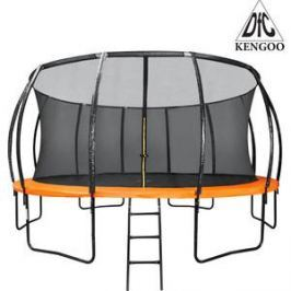 Батут внутренняя сетка, лестница DFC Trampoline Kengoo 16FT-TR-E-BAS