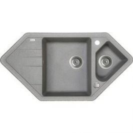 Кухонная мойка IDDIS Vane G 500x960 серый (V27G965i87)