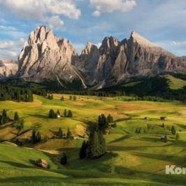 Фотообои Komar Alpen (3,68х2,54 м) (8-982)