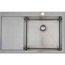 Мойка кухонная Seaman Eco Marino SMB-7851LS вентиль-автомат (SMB-7851LS.B)