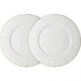 Набор из 2-х обеденных тарелок Colombo Бьянка (C2-DR_2-K4815AL)