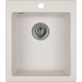 Мойка кухонная Granula 41,5х49 см арктик (GR-4201 арктик)