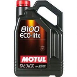 Моторное масло MOTUL 8100 Eco-lite 0W-20 4 л