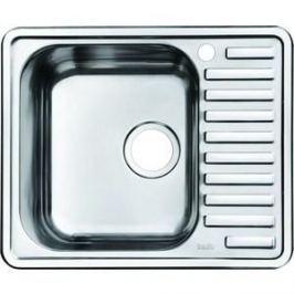 Кухонная мойка IDDIS Strit 485x585 шелк (STR58SLi77)