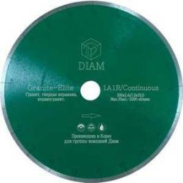 Диск алмазный Diam 300х32/25.4мм Granite-Elite