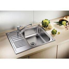 Мойка кухонная Blanco Tipo 45 S Mini нержавающая сталь матовая (516524)