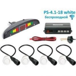 Беспроводной парктроник Blackview PS-4.1-18 WIRELESS WHITE