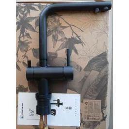 Смеситель для кухни Omoikiri Nagano-GB (4994284) графит