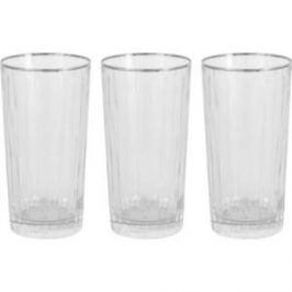 Набор стаканов для воды Same Пиза серебро (SM2106_SAL)