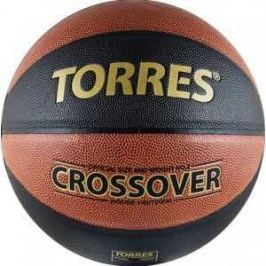 Мяч баскетбольный Torres Crossover (арт. B30097)