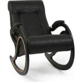Кресло-качалка Мебель Импэкс МИ Модель 7 венге, обивка Dundi 109