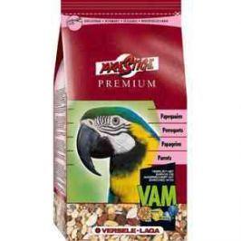Корм VERSELE-LAGA Prestige Premium Parrots для крупных попугаев 15кг