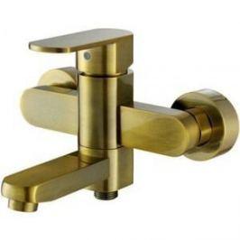 Смеситель для ванны Kaiser Sonat короткий излив, c душем, бронза Bronze (34022-1Br)