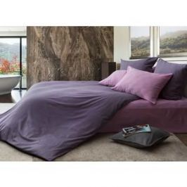 Комплект постельного белья TIFFANY'S secret Евро, сатин, Черничные ночи