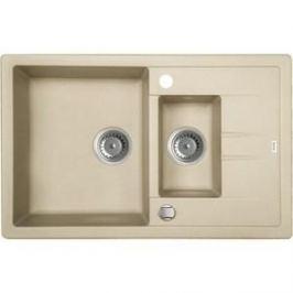 Кухонная мойка IDDIS Vane G 500x780 сафари (V19S785i87)