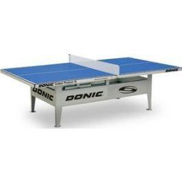 Стол теннисный Donic Outdoor Premium 10 (синий)