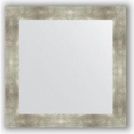 Зеркало в багетной раме Evoform Definite 80x80 см, алюминий 90 мм (BY 3250)