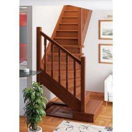 Лестница деревянная ЛЕСЕНКА ЛЕС-02 универсальная