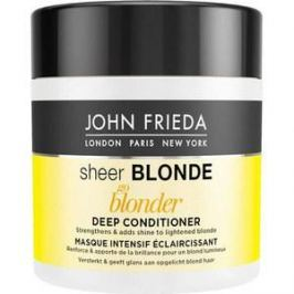 John Frieda Sheer Blonde Go Blonder Маска для светлых волос 150 мл