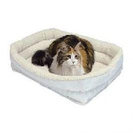 Лежанка Midwest Quiet Time Deluxe Fleece Double Bolster Bed 22