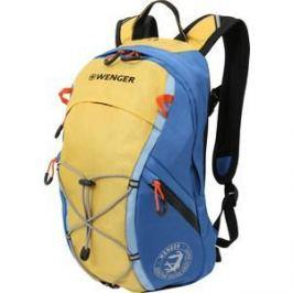 Рюкзак Wenger желтый/синий (3053347402)