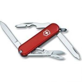 Нож перочинный Victorinox Rambler 0.6363 (58мм, 10 функций, красный)