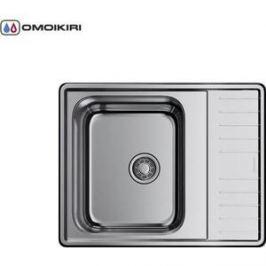 Кухонная мойка Omoikiri SAGAMI 63-IN, 630*500, нержавеющая сталь (4993448)